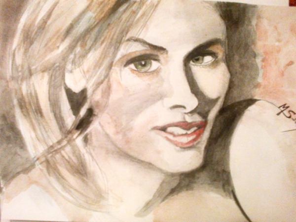 Shania Twain by noisette